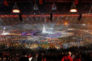 Eröffnungsfeier London