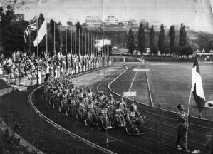 eux Paralympiques à Rome