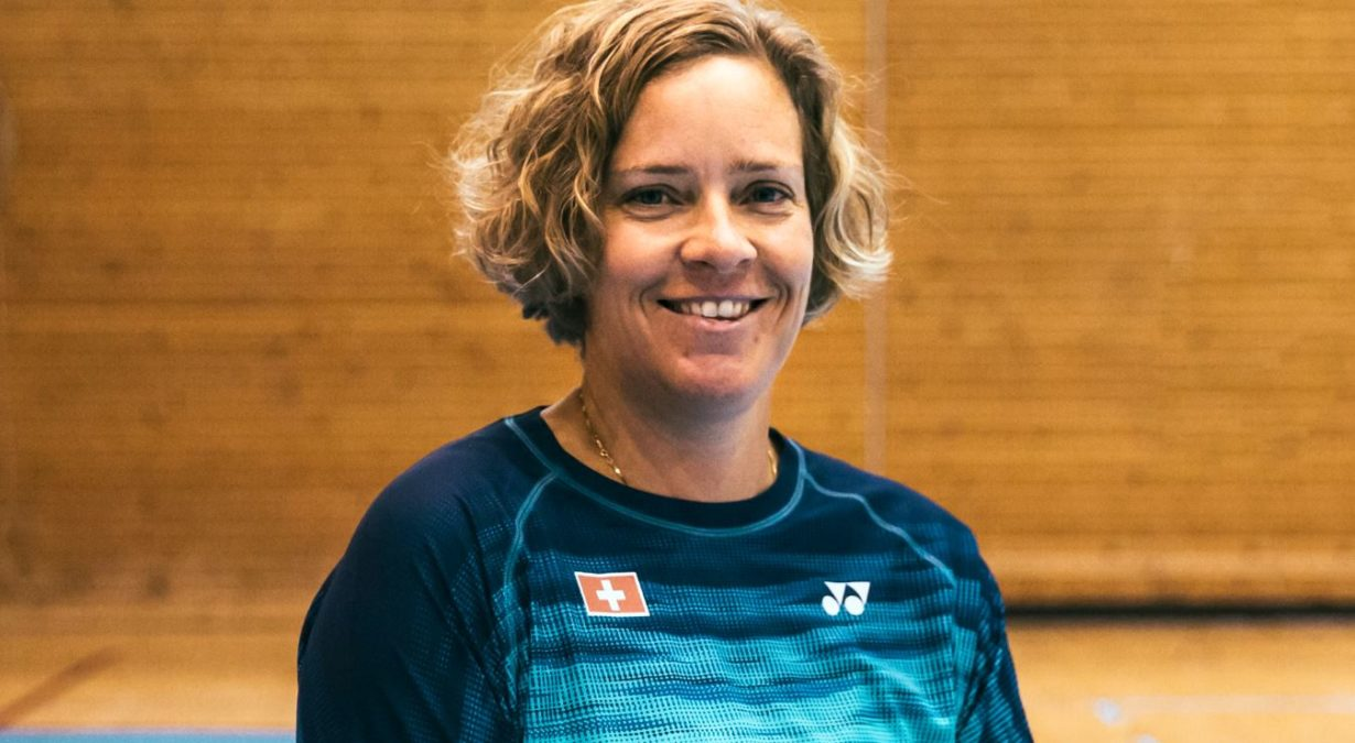 Karin Suter-Erath Para Badminton