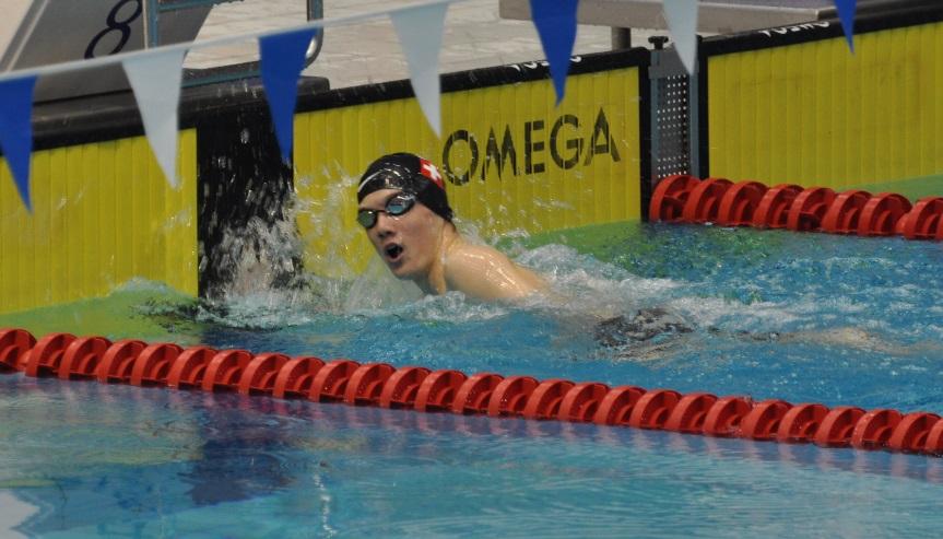 Joshua Grob - Swiss Paralympic