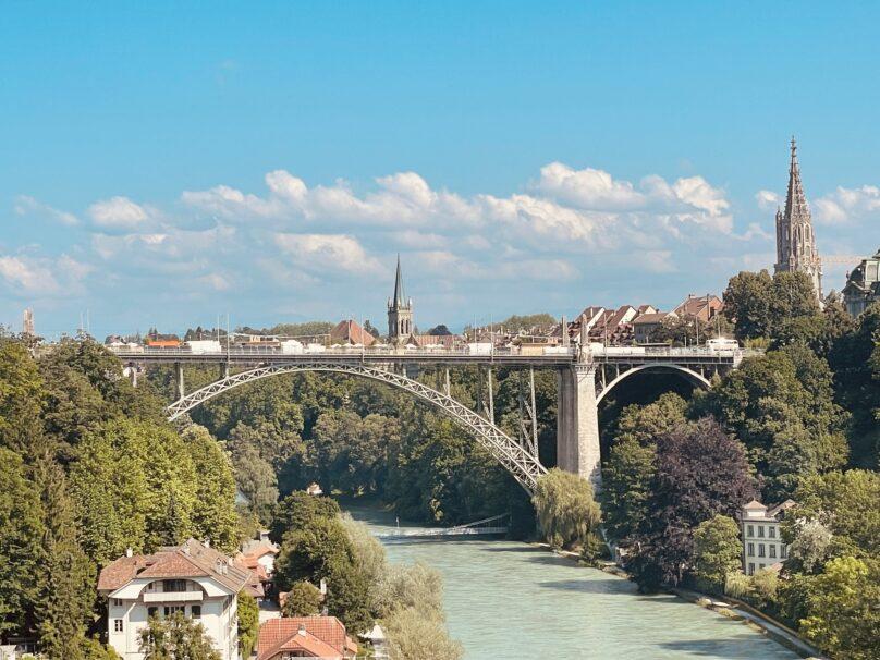 Berner Münster und Kornhausbrücke
